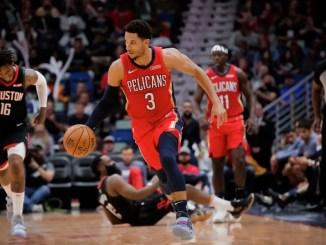 Josh Hart, Pelicans