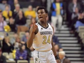 Aaron Nesmith, Vanderbilt