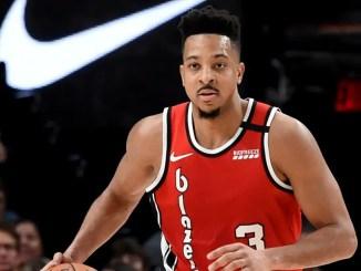 Portland Trail Blazers, CJ McCollum, Zion Williamson, Jrue Holiday, New Orleans Pelicans, OKC Thunder, NBA Rumors