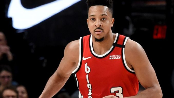Portland Trail Blazers, CJ McCollum, Zion Williamson, Jrue Holiday, New Orleans Pelicans, OKC Thunder, NBA Rumors