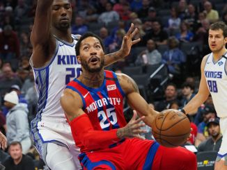 Derrick Rose, Detroit Pistons, Miami Heat, NBA Trade Rumors, Jimmy Butler, Lakers, 76ers