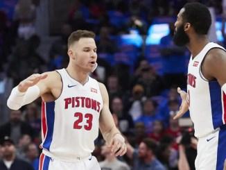Blake Griffin, Detroit Pistons, NBA Trade Rumors