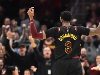 Andre Drummond, Celtics, Cavaliers, Knicks