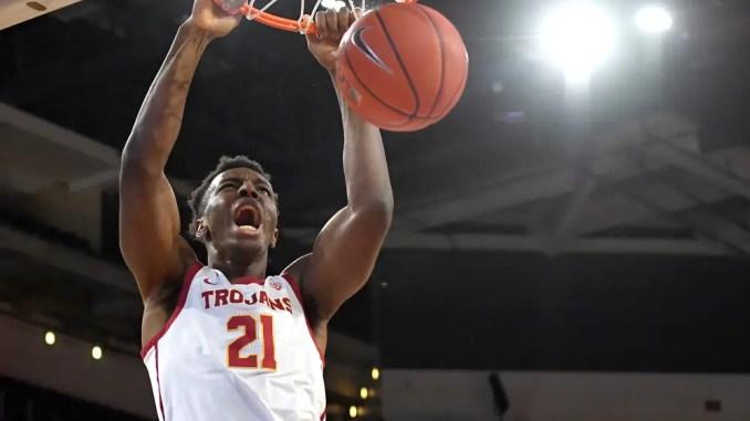 Onyeka Okongwu, 2020 NBA Draft, Boston Celtics, New York Knicks, Atlanta Hawks