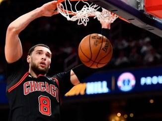 Zach LaVine, Chicago Bulls, LeBron James, Dallas Mavericks, NBA Rumors, Jrue Holiday