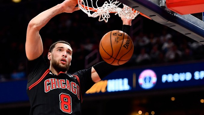 Zach LaVine, Chicago Bulls, LeBron James, Dallas Mavericks, NBA Rumors, Jrue Holiday, Denver Nuggets, Philadelphia 76ers, Charlotte Hornets