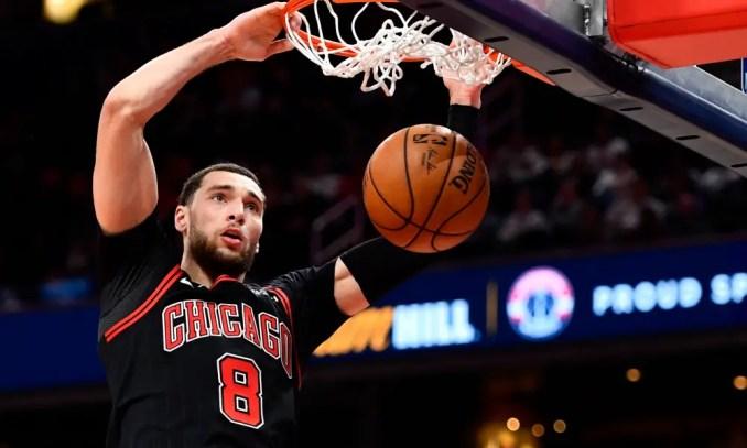Zach LaVine, Chicago Bulls, LeBron James, Dallas Mavericks, NBA Rumors, Jrue Holiday, Denver Nuggets