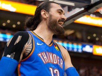 Oklahoma City Thunder, Boston Celtics, NBA Rumors, Steven Adams, New Orleans Pelicans