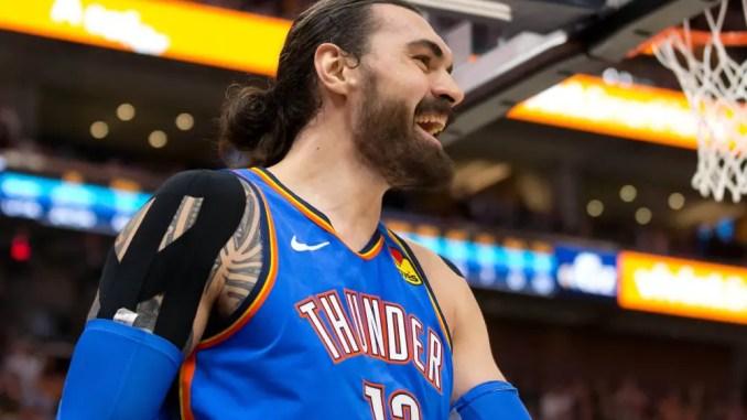 Oklahoma City Thunder, Boston Celtics, NBA Rumors, Steven Adams
