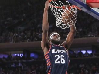 Mitchell Robinson, New York Knicks, 2020 NBA Draft, Golden State Warriors
