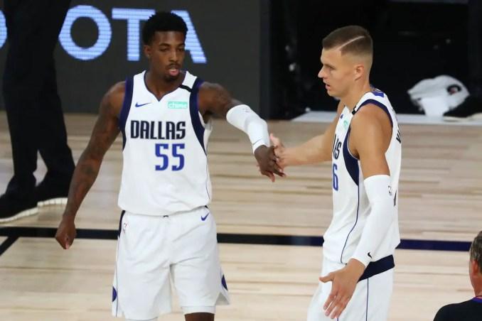 Dallas Mavericks, Philadelphia 76ers, Delon Wright