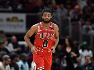 Chicago Bulls, Coby White, 2020 NBA Draft