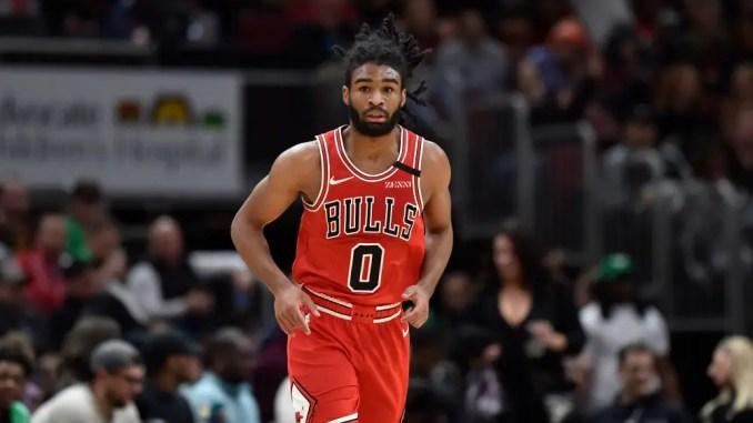 Chicago Bulls, Coby White, 2020 NBA Draft