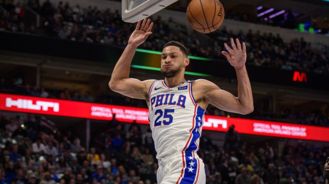 Ben Simmons, Philadelphia 76ers, Minnesota Timberwolves, Karl-Anthony Towns, Joel Embiid, D'Angelo Russell, NBA Rumors, Sacramento Kings, De'Aaron Fox