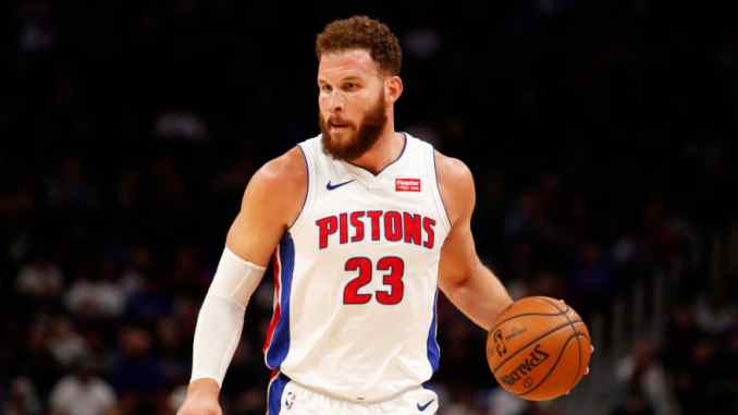 Blake Griffin, Detroit Pistons, New York Knicks, Boston Celtics, NBA Rumors, OKC Thunder