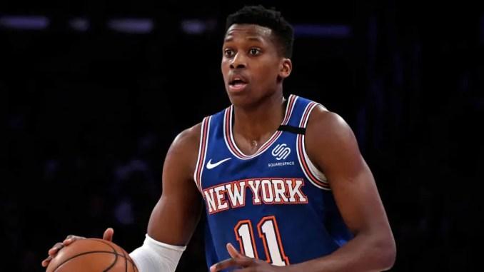 Frank Ntilikina, Knicks, Magic, NBA Rumors