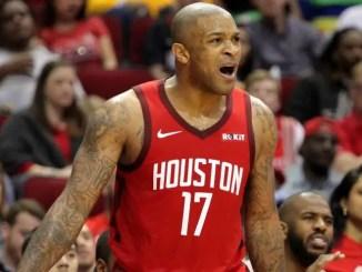 PJ Tucker, Rockets, Celtics
