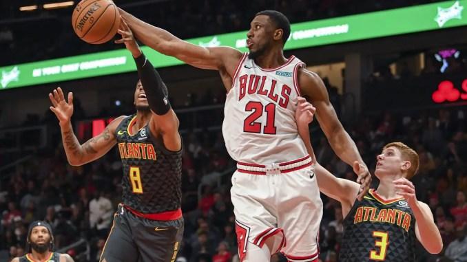 Chicago Bulls, Thaddeus Young, NBA