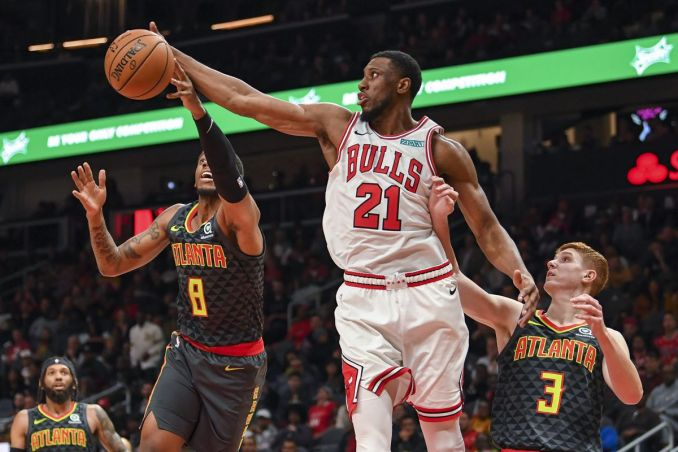 Chicago Bulls, Thaddeus Young, NBA
