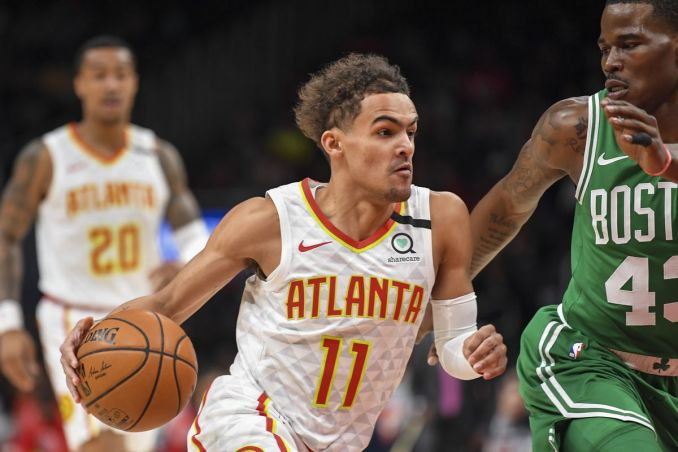Trae Young, Atlanta Hawks, NBA