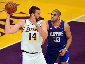 Los Angeles Lakers, Marc Gasol, LeBron James, Anthony Davis, NBA