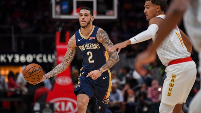 New Orleans Pelicans, Lonzo Ball, Los Angeles Clippers, NBA Rumors, New York Knicks