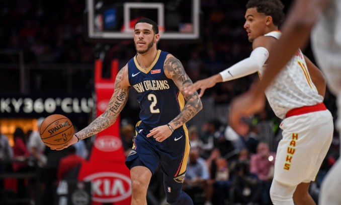 New Orleans Pelicans, Lonzo Ball, Los Angeles Clippers, NBA Rumors