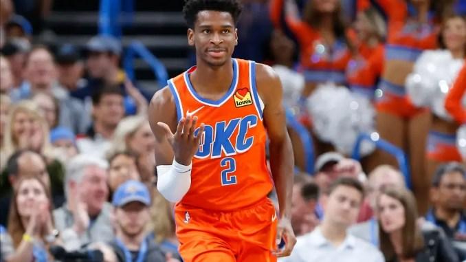 Oklahoma City Thunder, Shai Gilgeous-Alexander, NBA