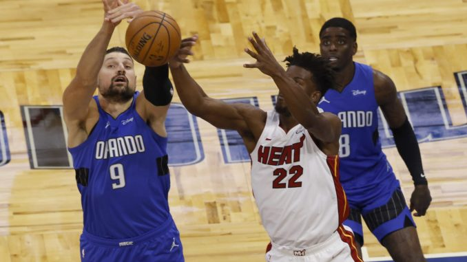 Orlando Magic, Nikola Vucevic, NBA Rumors, Atlanta Hawks, Celtics, Hornets, Mavericks