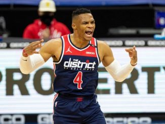 Washington Wizards, Russell Westbrook, Kyrie Irving, Kevin Durant, Brooklyn Nets, NBA Rumors, Chicago Bulls