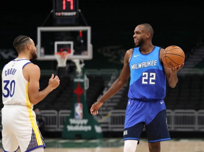 Milwaukee Bucks, Khris Middleton, NBA Rumors