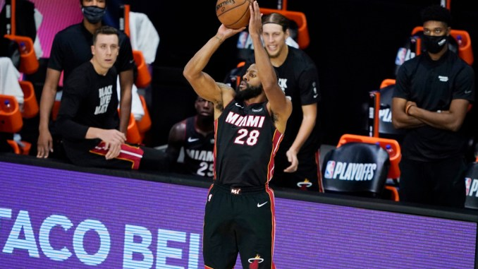 Miami Heat, Andre Iguodala, Golden State Warriors, NBA Rumors, Kelly Oubre Jr.
