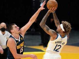 Golden State Warriors, Kelly Oubre Jr., New York Knicks, NBA Rumors