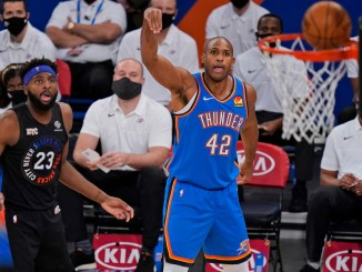 Al Horford, OKC Thunder, NBA Rumors, Celtics