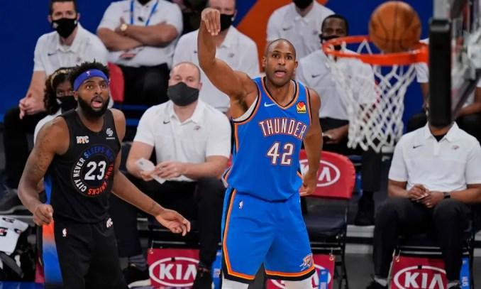 Al Horford, OKC Thunder, NBA Rumors, Celtics, Warriors, Wizards