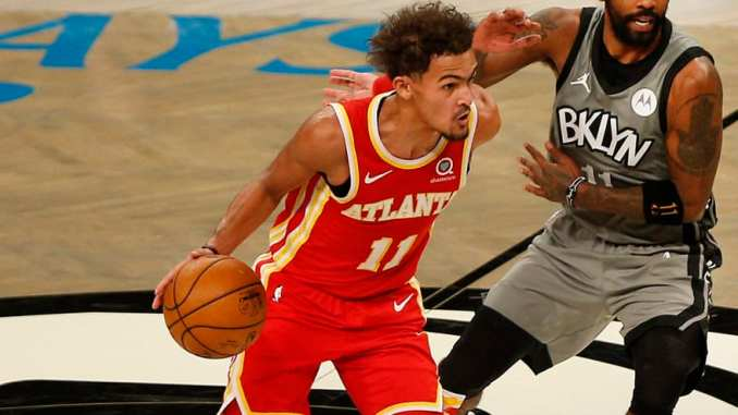 Trae Young, Atlanta Hawks, NBA Rumors, Boston Celtics