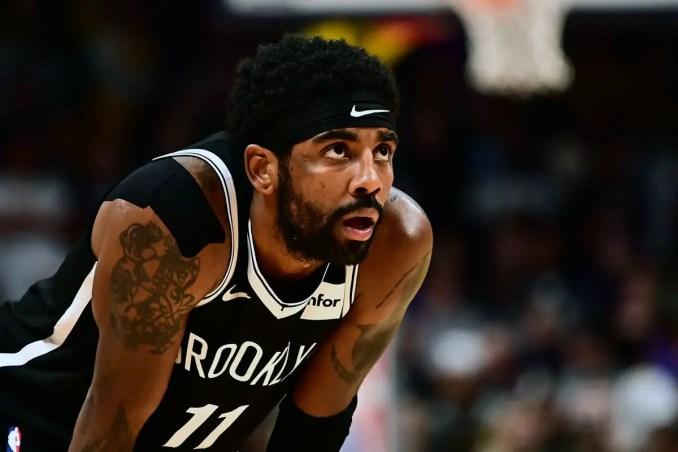 Kyrie Irving, Brooklyn Nets, NBA Rumors, New Orleans Pelicans