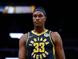 Myles Turner, Indiana Pacers, Golden State Warriors, Steph Curry, NBA Rumors, Boston Celtics