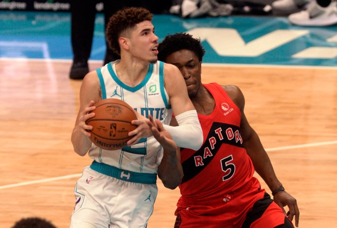 LaMelo Ball, Charlotte Hornets, NBA Rumors