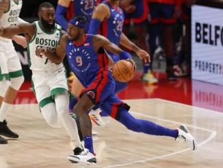 Detroit Pistons, Jerami Grant, NBA Rumors, Los Angeles Lakers, Boston Celtics