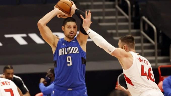 Nikola Vucevic, Orlando Magic, NBA Rumors, Chicago Bulls