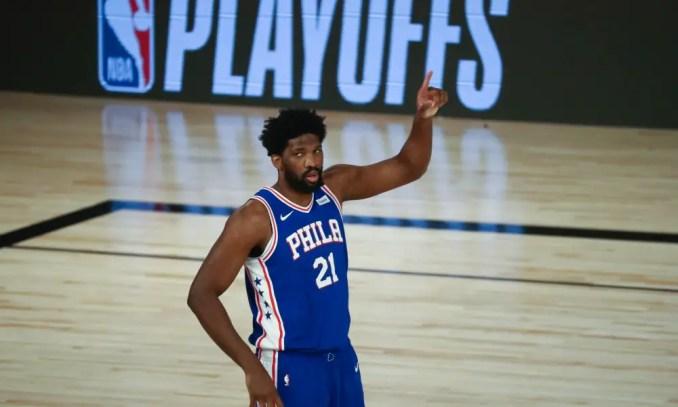 Joel Embiid, Philadelphia 76ers, NBA Rumors