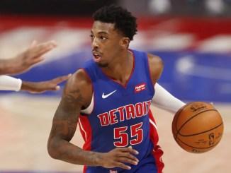 Delon Wright, Detroit Pistons, NBA Rumors, Philadelphia 76ers