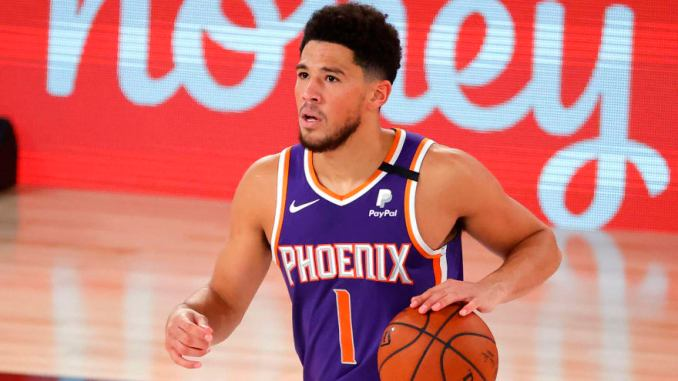 Devin Booker, Phoenix Suns, NBA Rumors