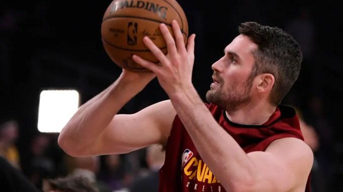 Kevin Love, Cleveland Cavaliers, NBA Rumors, Dallas Mavericks, Sacramento Kings
