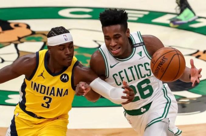 Aaron Nesmith, Boston Celtics, NBA Trade Rumors