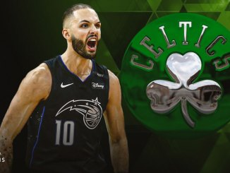 Evan Fournier, Celtics, Magic