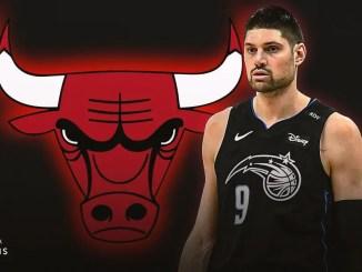 Nikola Vucevic, Bulls