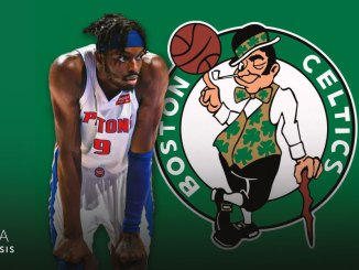 Boston Celtics, Jerami Grant, NBA Trade Rumors, Detroit Pistons