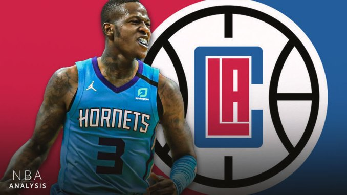 Los Angeles Clippers, Charlotte Hornets, Terry Rozier, NBA Trade Rumors